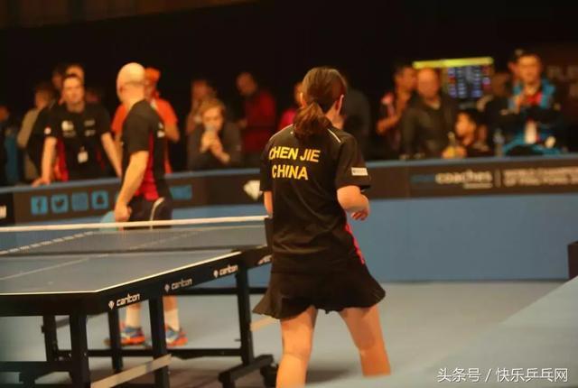30张独家照片记录不一样的乒乓赛,2018砂板世锦赛图集精选!