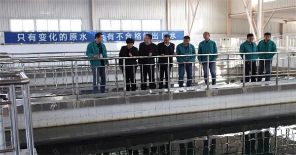 唐山市自来水公司全力以赴保障春节期间供水安全