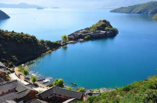 古老而神秘的摩梭人,世界独有的母系部落走婚,探秘泸沽湖!