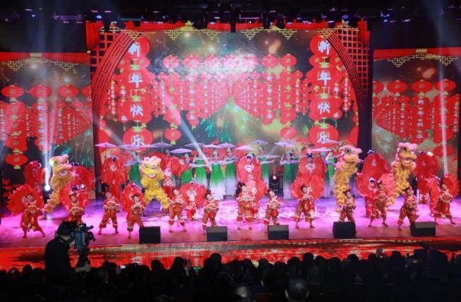歌舞庆盛世 光彩耀岭城——记公主岭春节联欢晚会