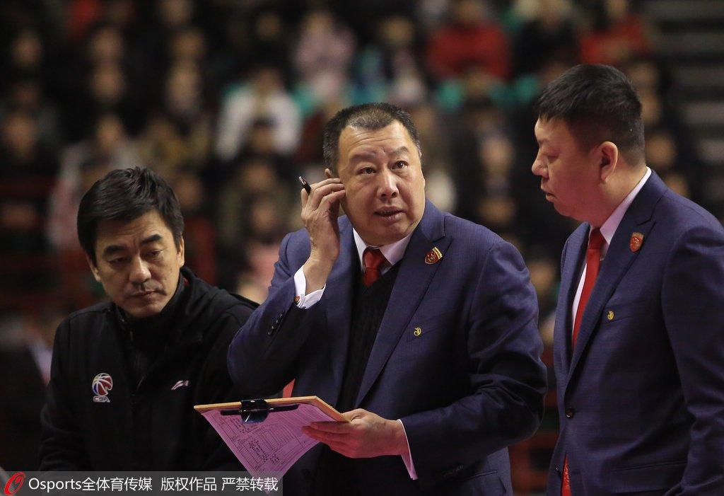 吴庆龙:此前输球大家压力大 丧失直接晋级的机会-沙巴体育官网