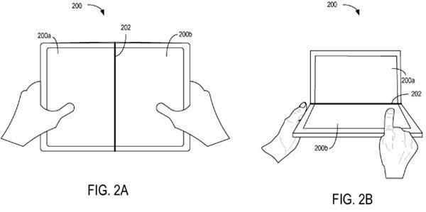 骁龙845+可折叠 微软Surface手机已有原型的照片 - 2