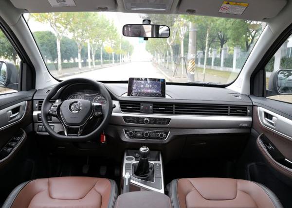 东风风行SX6新车型上市
