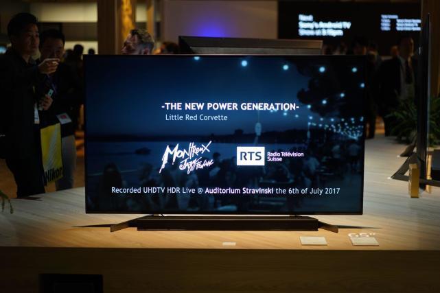 独门秘笈威力如何?索尼2018新款电视X9000F测试