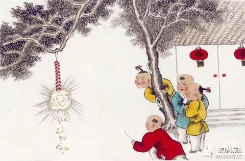 老北京放炮的讲究,将成为回忆!