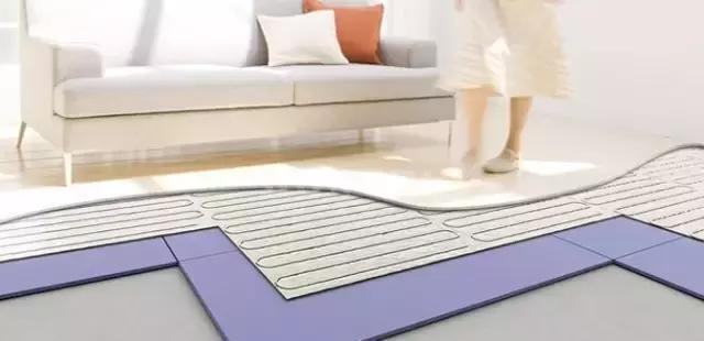 石墨烯电地暖
