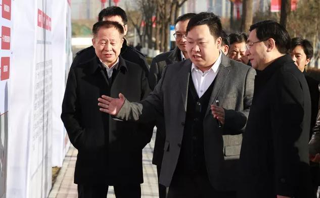 节后第二天就来考察,京东这个项目引发陕西省委书记关注