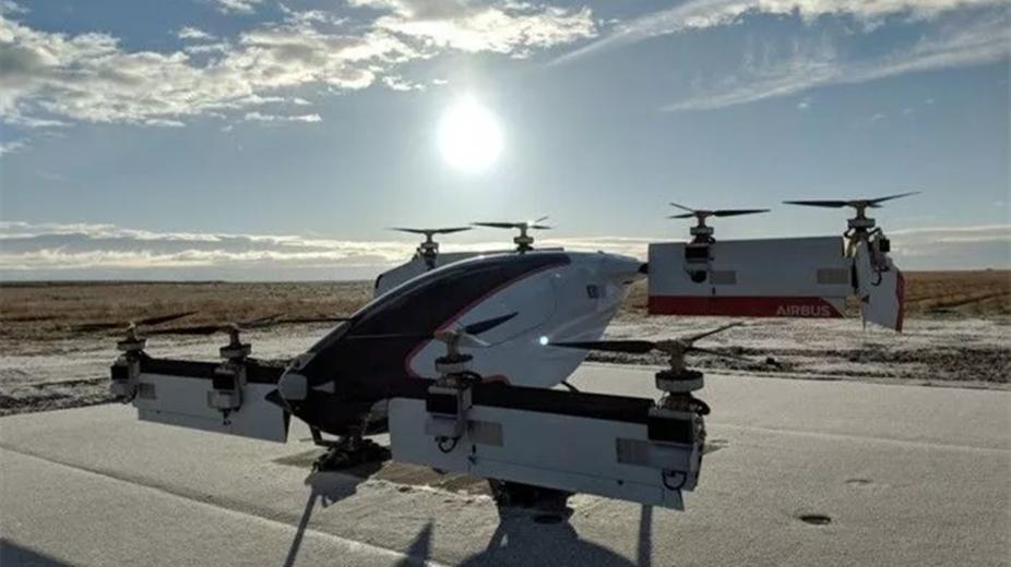 空客公司进军无人机领域,发布的这项黑科技,让飞机迷们沸腾了!