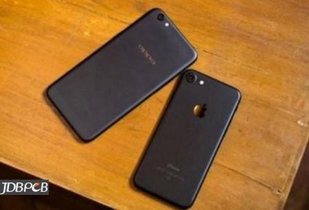 OPPO R13或搭载与iPhone X类似的软硬板RFPCB