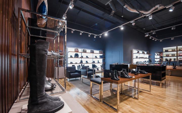 打造合肥高端鞋店装修设计效果需要注意的问题