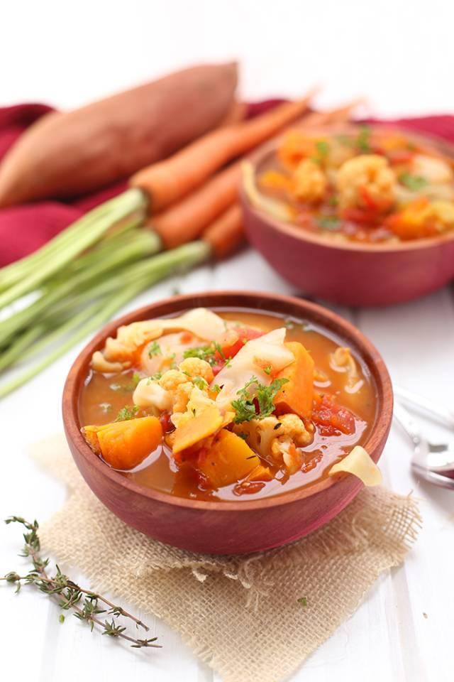 蔬菜高汤几种做法,为素食者营养添彩!