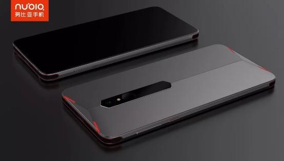 努比亚游戏概念手机亮相MWC 2018:酷炫跑马灯+风冷散热的照片 - 1