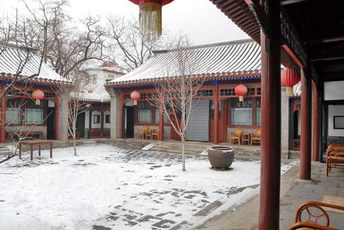 老北京胡同四合院又爱又恨,老平房装修与翻新困难重重