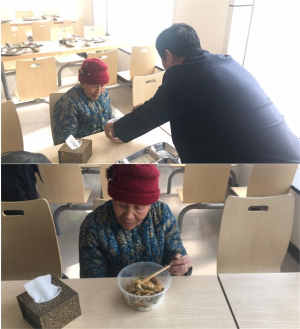 原平交警平安春运不停息 救助老人暖人心