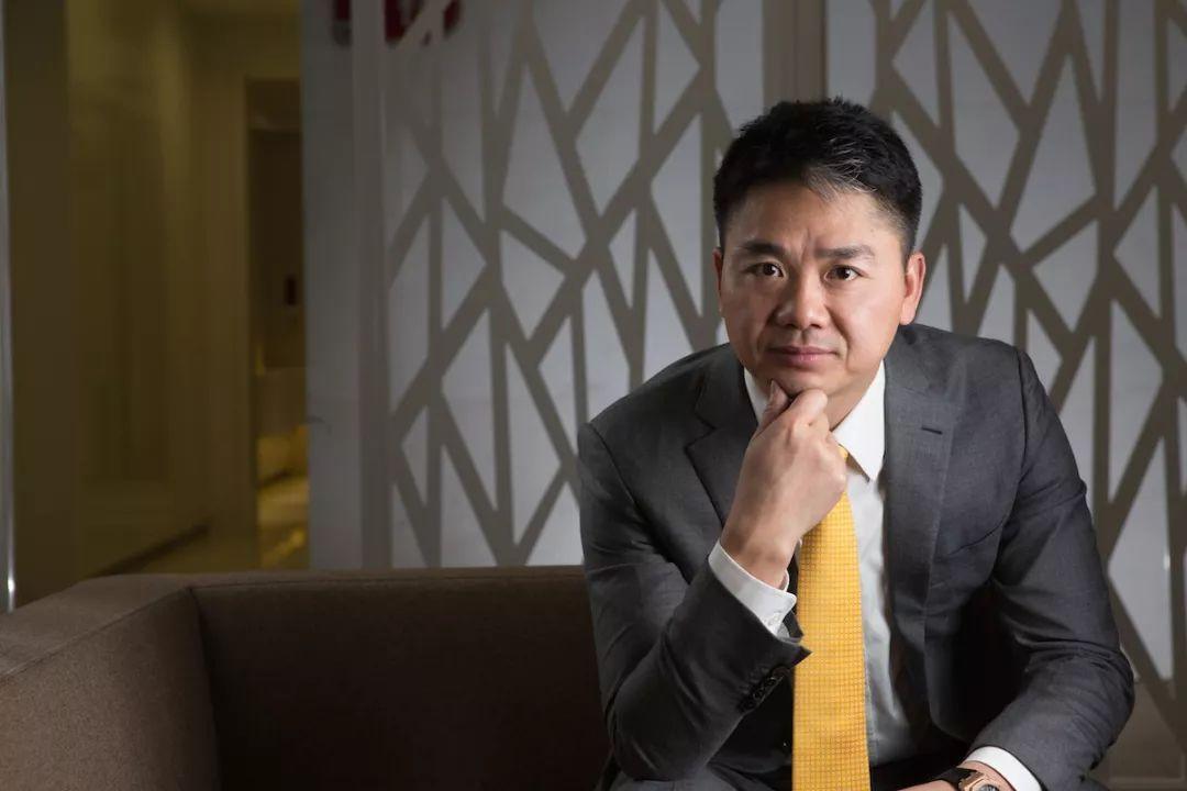 """刘强东委员:发挥电商富农作用 打造扶贫""""新通路""""的照片 - 1"""
