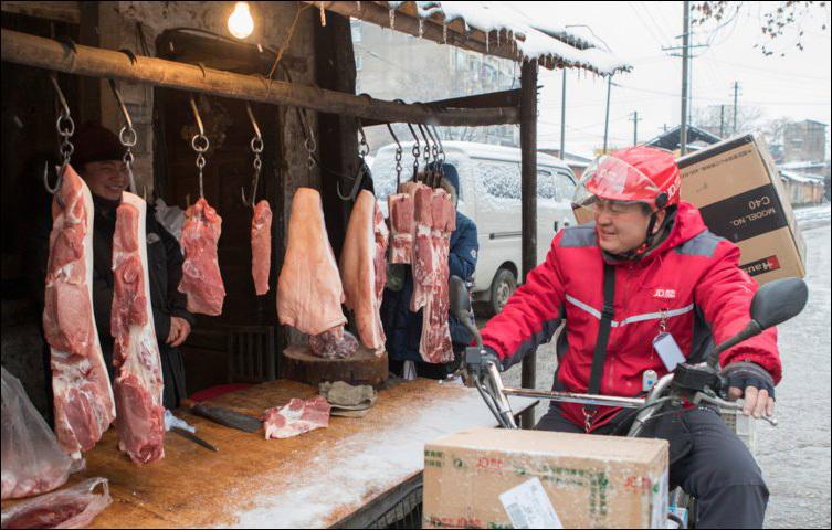 """""""京东牛肉区块链""""要做什么:牛在哪饲养,"""