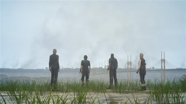 《最终幻想15》遭中国团队提前破解:0元全程通关