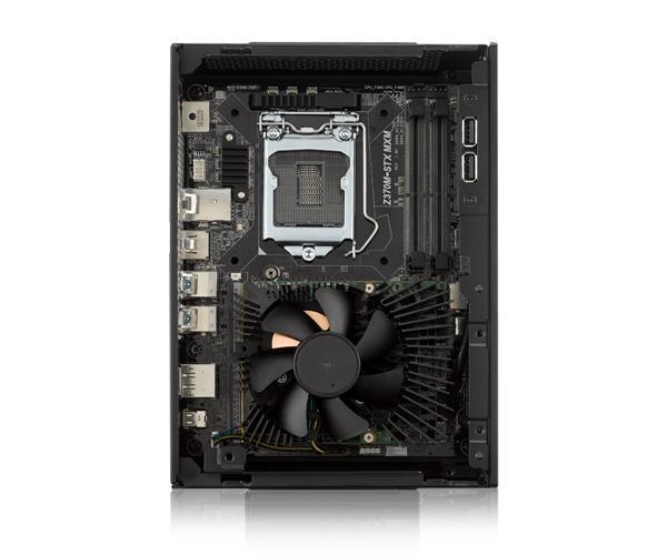 华擎推最强STX迷你机:八代酷睿+GTX1080/RX580的照片 - 7