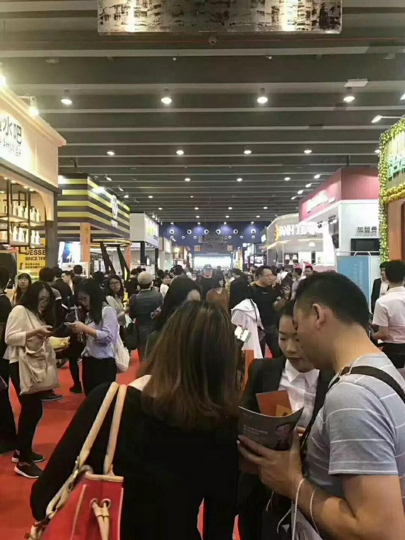 珠海伴和餐饮管理有限公司应邀参加广州国际特许连锁加盟展