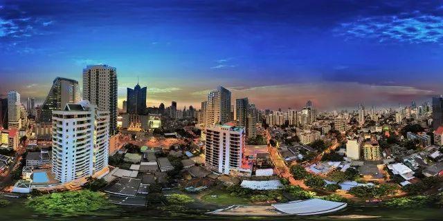 曼谷CBD中心(素坤逸大道)双轨豪华公寓-MUNIQ Sukhumvit