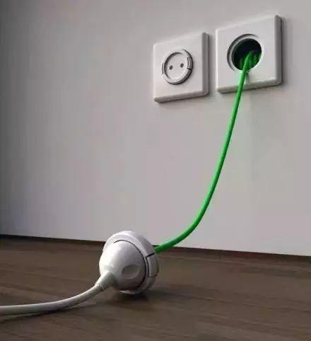 可以延长电线的插座