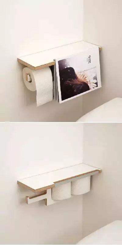 纸巾架—确定不是某个木工制作?