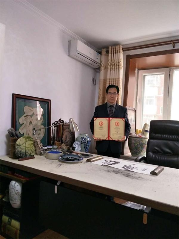 牛培顺一笔草书字数最多创世界纪录-焦点中国网