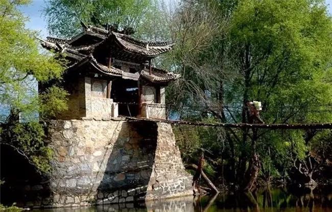 """丽江云 丽江蓝 丽江的""""长江第一湾""""美图再次刷爆朋友圈"""