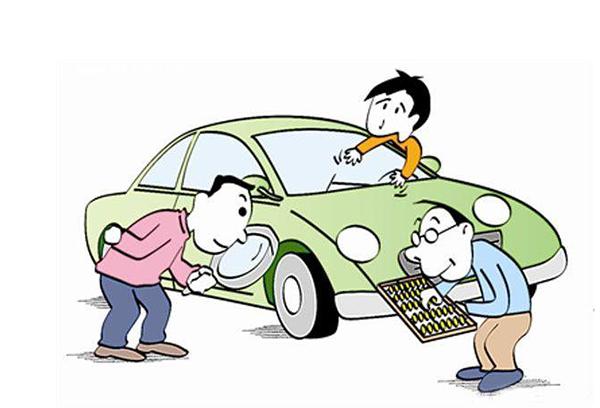 如何避免买到二手车的事故车