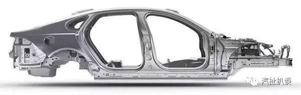 奇瑞捷豹路虎全铝车身解析 给汽车行业带来了什么