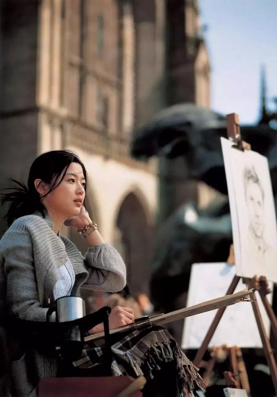 你学画画后最大的收获是什么?