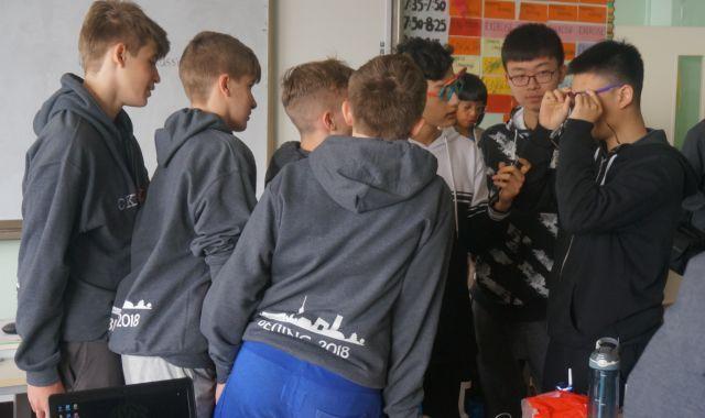 力迈中美国际学校