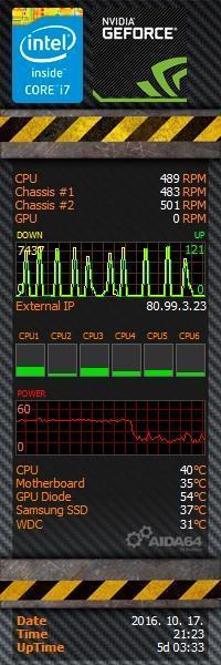 硬件检测神器AIDA64 5.97发布的照片 - 7