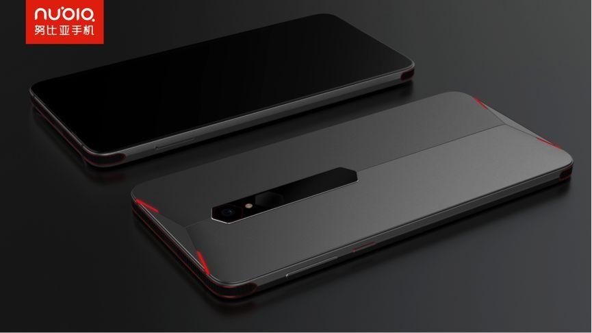 专为游戏而生 努比亚红魔电竞手机曝光的照片 - 1