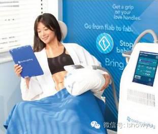 躺着就能瘦?秀域高科技低温减脂成减肥新宠