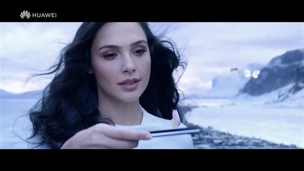 华为P20代言人出炉:女神加朵首支广告太美了的照片 - 1