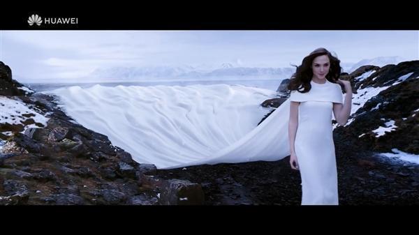 华为P20代言人出炉:女神加朵首支广告太美了的照片 - 4