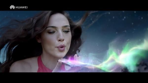 华为P20代言人出炉:女神加朵首支广告太美了的照片 - 5