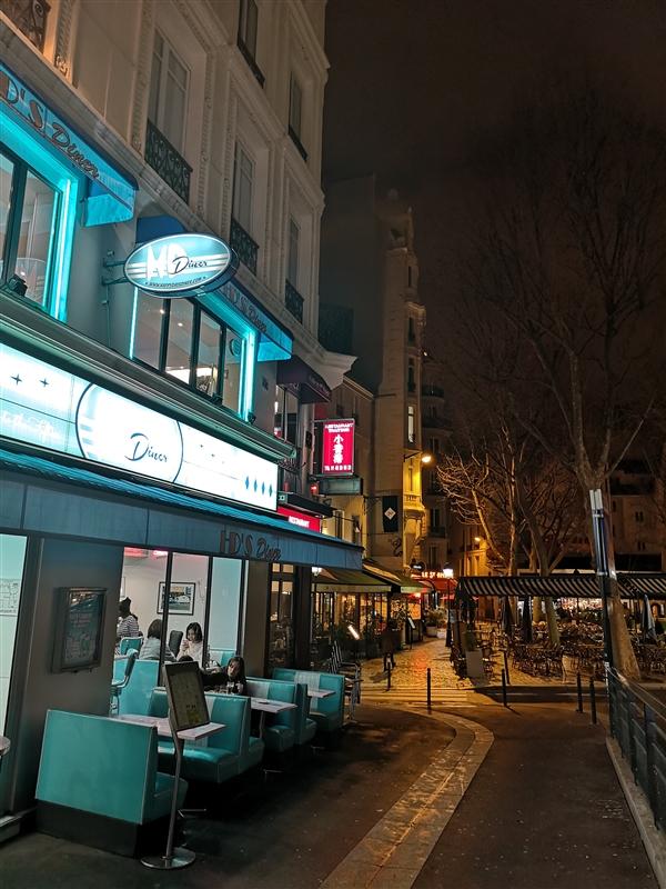 华为三摄P20 Pro巴黎街拍:夜景无敌 谁敢比?的照片 - 11