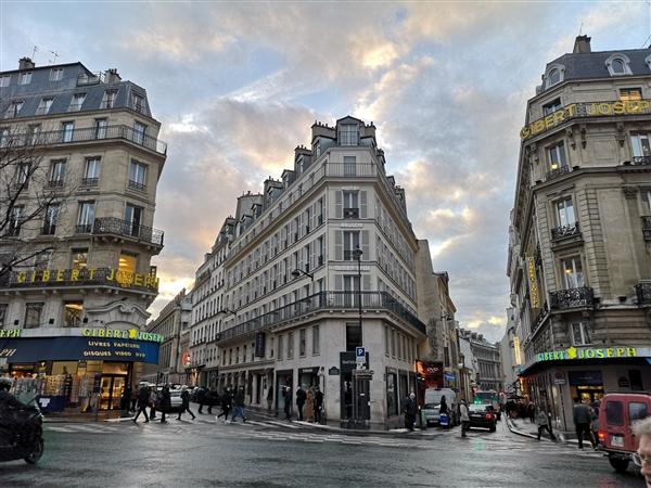 华为三摄P20 Pro巴黎街拍:夜景无敌 谁敢比?的照片 - 3