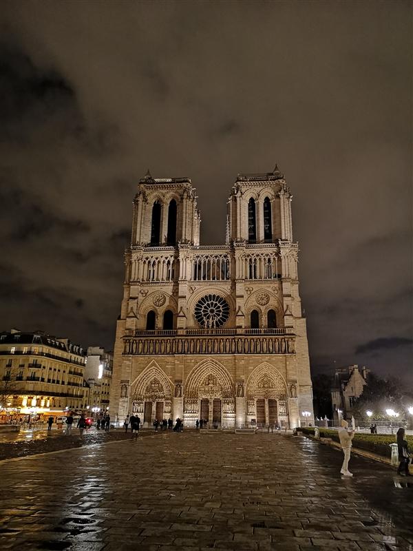 华为三摄P20 Pro巴黎街拍:夜景无敌 谁敢比?的照片 - 19