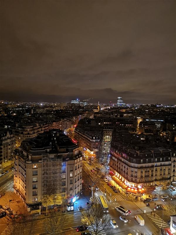 华为三摄P20 Pro巴黎街拍:夜景无敌 谁敢比?的照片 - 20