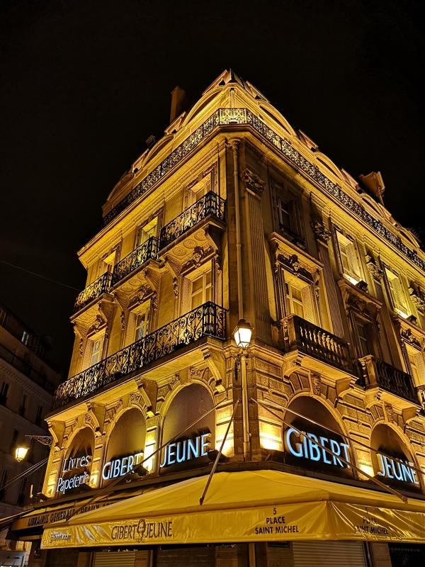华为三摄P20 Pro巴黎街拍:夜景无敌 谁敢比?的照片 - 14