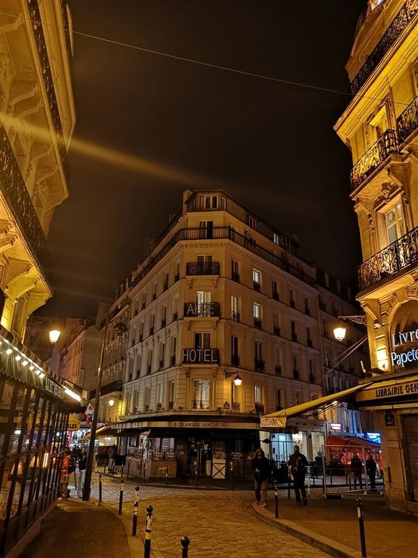华为三摄P20 Pro巴黎街拍:夜景无敌 谁敢比?的照片 - 15