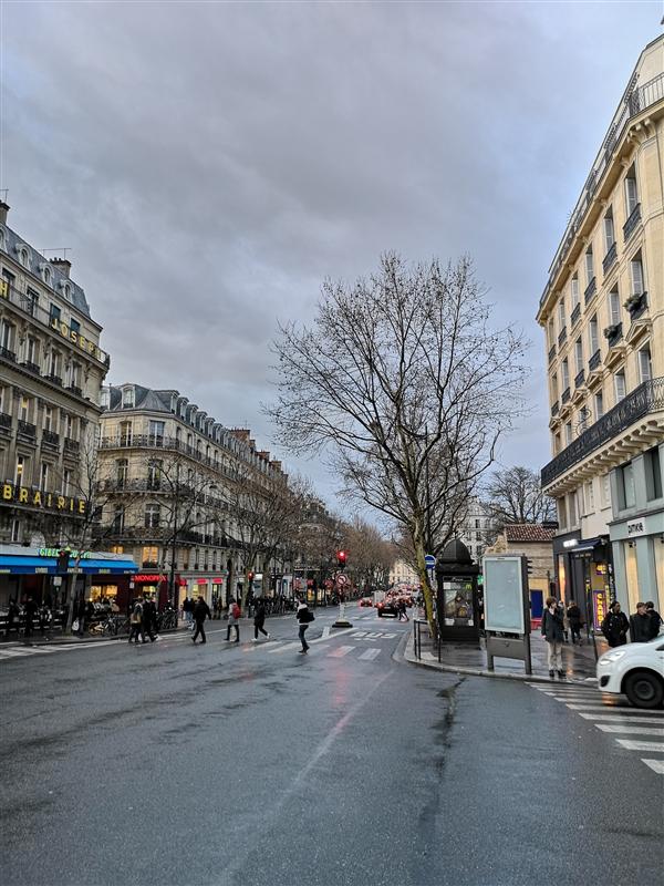 华为三摄P20 Pro巴黎街拍:夜景无敌 谁敢比?的照片 - 5