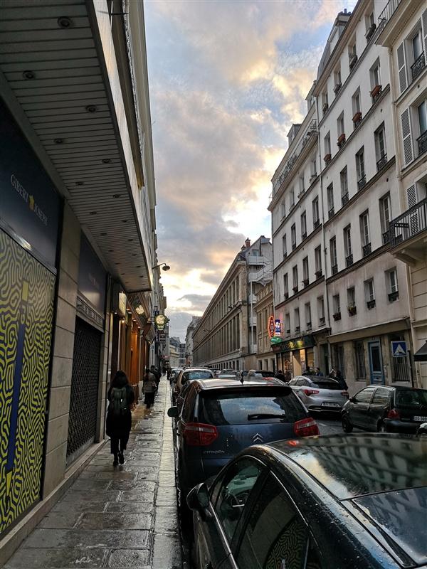 华为三摄P20 Pro巴黎街拍:夜景无敌 谁敢比?的照片 - 7