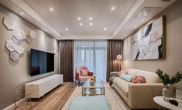 晒晒我120平新房,花费40万装修,有钱任性,敢说全小区最漂亮!