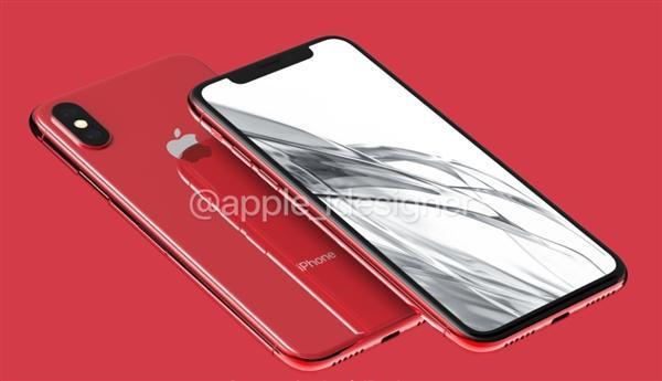 4月铁定发布?苹果筹备红色iPhone 8/X的照片 - 1