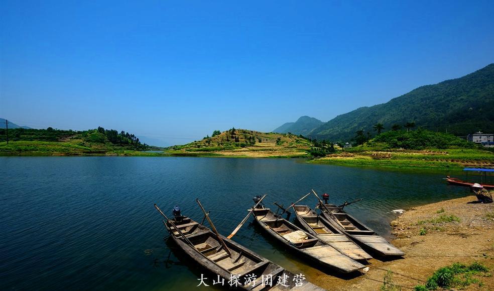 皮划艇 武汉周末一起去划皮划艇吧!