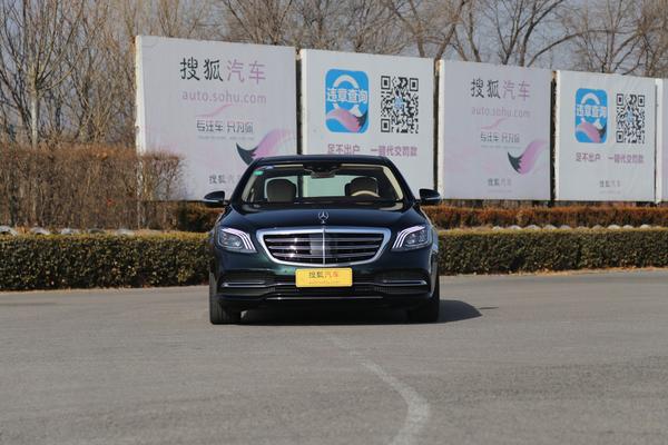 售131.80万元 奔驰S450 L卓越特别版上市
